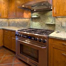 Eclectic Kitchen by Trillium Enterprises, INC.