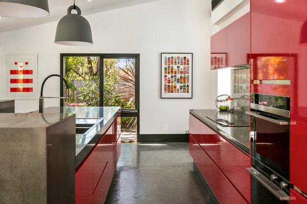 Modern Küche by novam.design.studio