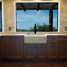 Traditional Kitchen by Holtzman Home Improvement LLC