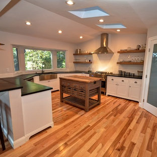 Craftsman Kitchen Design Ideas & Remodeling Pictures | Houzz