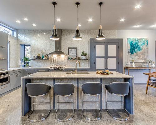 Oklahoma city kitchen design ideas remodels photos for Bathroom remodel norman ok