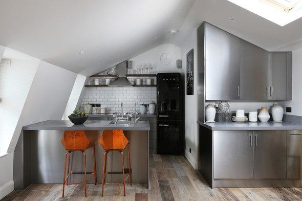 Contemporáneo Cocina by Alex Maguire Photography