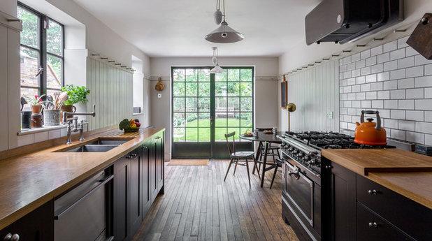 Victorian Kitchen by Roushka Boyd