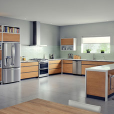 Contemporary Kitchen by GE Appliances