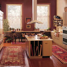Rustic Kitchen by GE Monogram