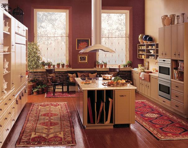 Rustic Kitchen by GE Monogram