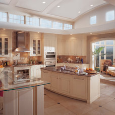 Contemporary Kitchen by GE Monogram