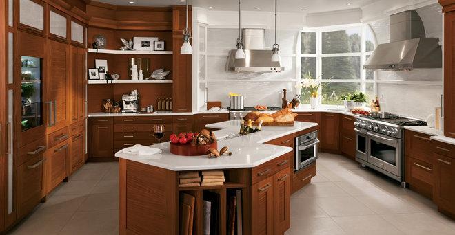 Contemporary Kitchen by GE Monogram