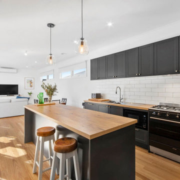 Geelong West Weatherboard Renovation and Extension