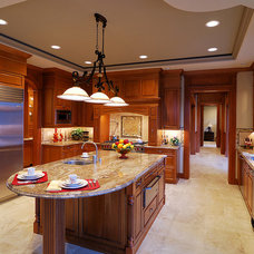 Traditional Kitchen by C&C Quality Home Improvement LLC