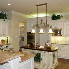 Traditional Kitchen by BuildPro Building Services