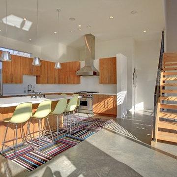 Geometric Home