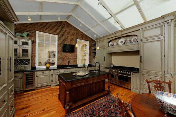 Traditional Kitchen by Kitchen and Bath Studios Inc