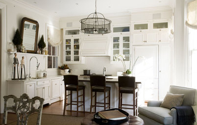 Kitchen of the Week: Traditional Townhouse in D.C.