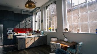 Georgian Ceramics Factory Apartment - Clifton