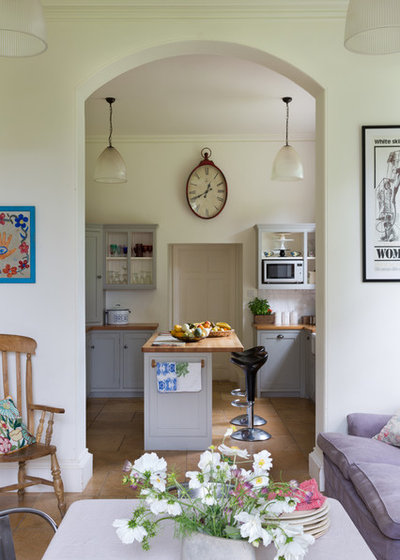 Traditional Kitchen by Paul Craig Photography