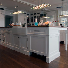 Traditional Kitchen by Hull Historical