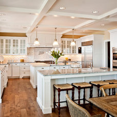Traditional Kitchen by Cyndi Parker Interiors