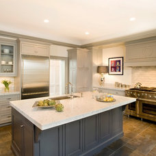 traditional kitchen by Cassia Wyner, CW Design