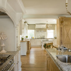 Traditional Kitchen by Casablanca Designs/Clive Christian Washington