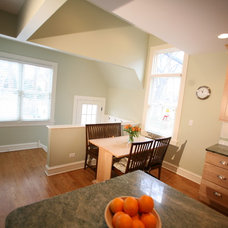 Traditional Kitchen by Forest Glen Construction Co.