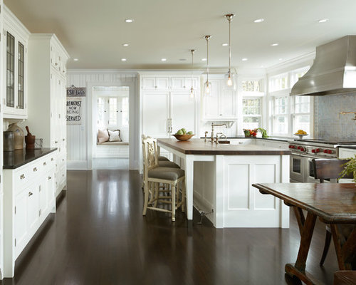 Georgian Kitchen Houzz