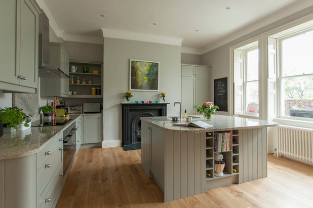 Traditional Kitchen by Bath Kitchen Company