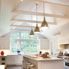 Traditional Kitchen by Erica Broberg Smith Architect PLLC