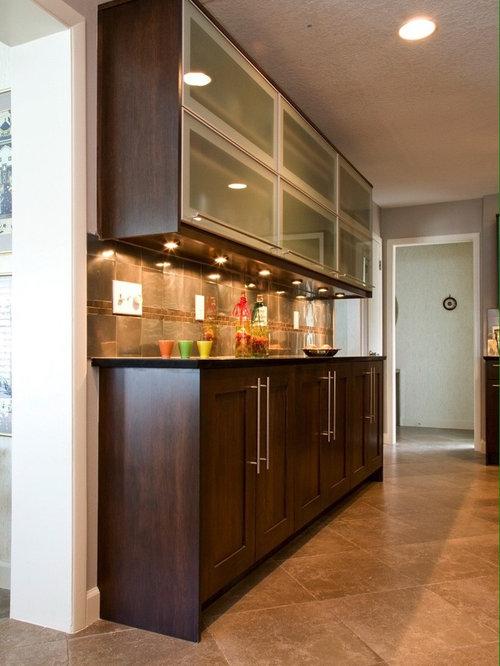 Ideas para cocinas | Fotos de cocinas con suelo de azulejos de ...