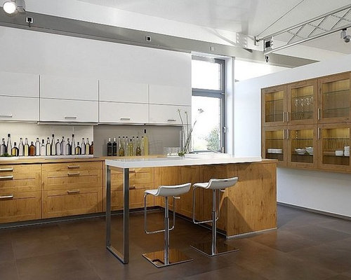 German Kitchen Cabinet Ideas, Pictures, Remodel and Decor