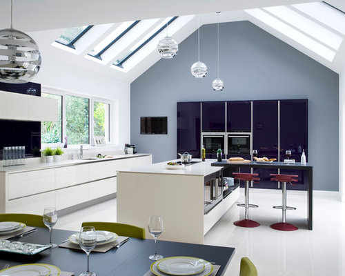 Cuisine haecker kitchen photos et id es d co de cuisines for Deco cuisine houzz