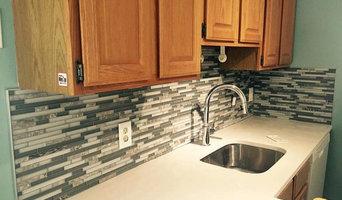 Germantown Kitchen Backsplash Installation