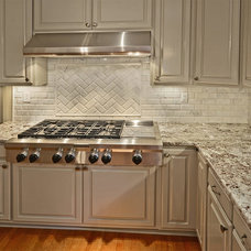 Traditional Kitchen by Robbins Construction