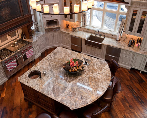 kitchen design showrooms giallo capela granite with cove dupont edge 1351