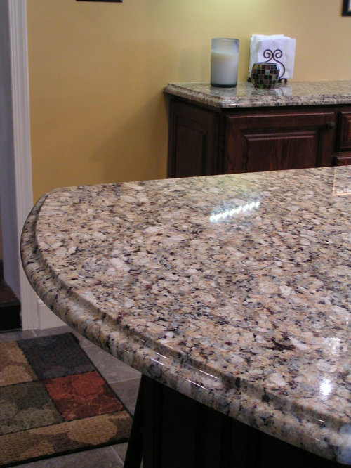 Giallo Napoleon Granite Houzz