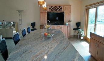 Giallo Vyara Granite Countertops