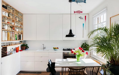Houzz Tour: A One-bed Flat is Transformed into a Two-bed Home
