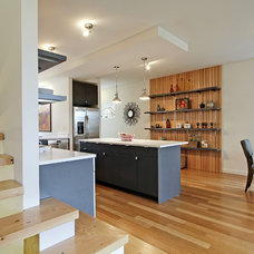 Contemporary Kitchen by Green Canopy Homes