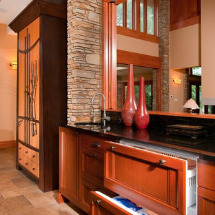 Gibsonia Craftsman with Asian Inspiration