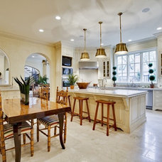 Traditional Kitchen by Symmetry Architects
