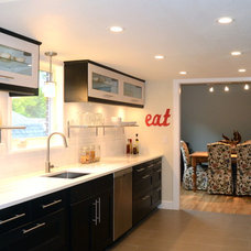 Traditional Kitchen by Wilco Bos: Design + Remodels