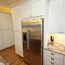 Traditional Kitchen by Leo Lantz Construction, Inc.