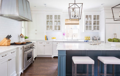 See Designer Martha O'Hara's Fresh Transitional-Style Home
