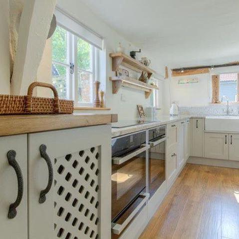 Gislingham   Listed Building Kitchen