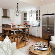 Eclectic Kitchen by TerraCotta Properties