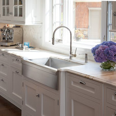 Traditional Kitchen by Kitchen Designs by Debra