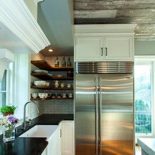 Kitchen Cabinet Side Shelves Houzz