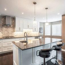 Transitional Kitchen by Westend Bath and Kitchen