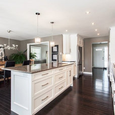 Transitional Kitchen by Westend Bath and Kitchen