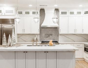 Glamorous and Elegant Kitchen